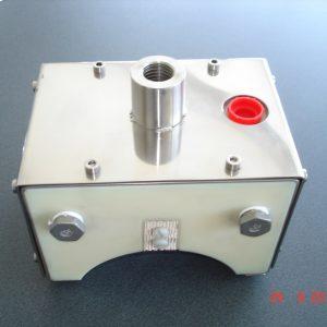 Nylon Axle Anodes Platinum Mesh 1